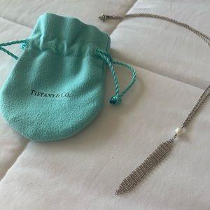 Tiffany & Co. Elsa Peretti Mesh Tassel Pendant